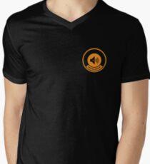 Fancast Logo Men's V-Neck T-Shirt