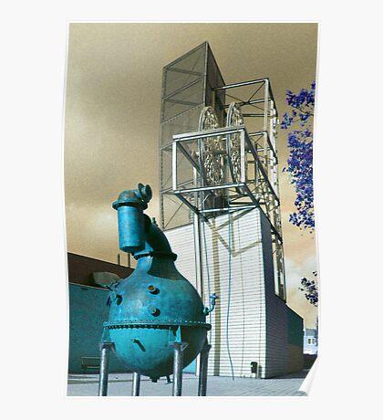 Industrion - strange reality Poster