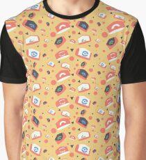 Ash Pikachu Graphic T-Shirt