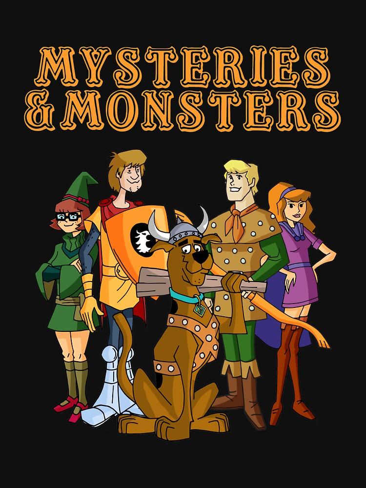Mysteries & Monsters | Unisex T-Shirt
