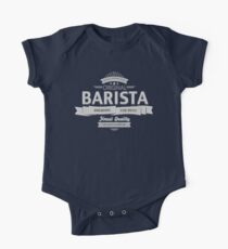 Original Barista One Piece - Short Sleeve