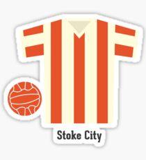 Stoke City Sticker