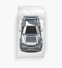 Nissan Skyline GT-R R34 Duvet Cover