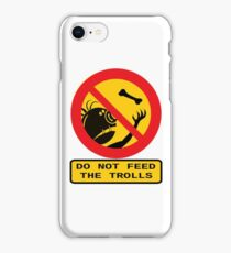 Haters Gonna Hate iPhone Case/Skin