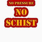 No Schist in Geology by peaceofpistudio