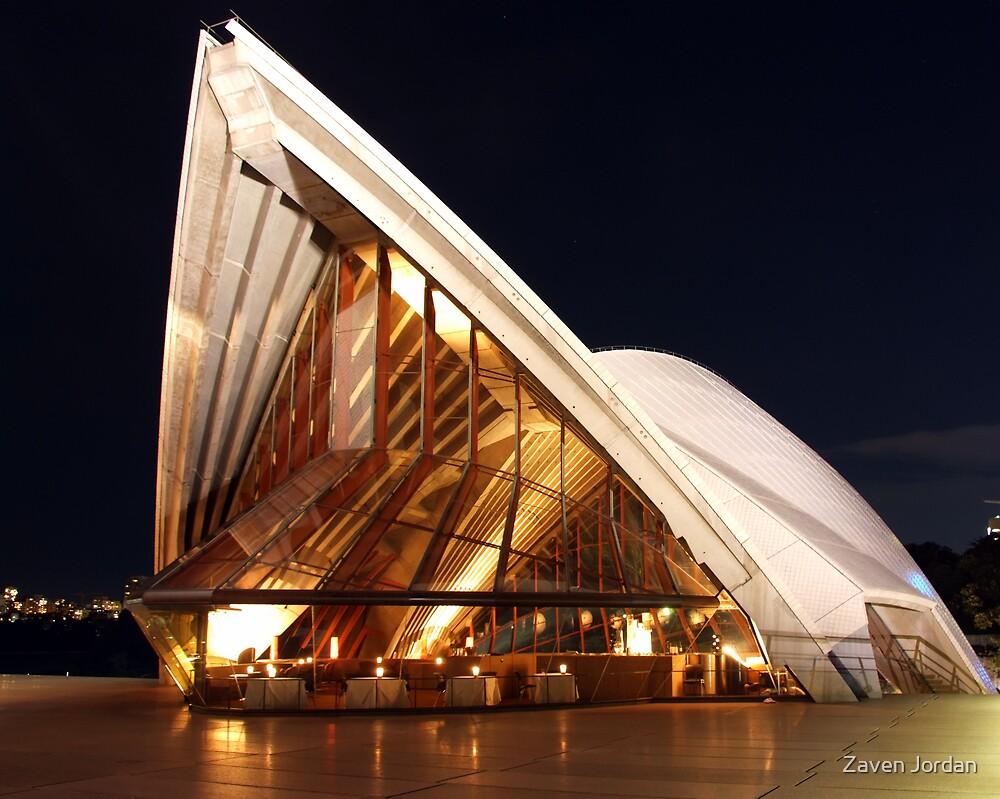 Opera House.... by Zaven Jordan