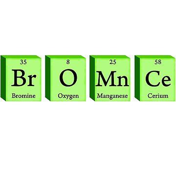 Chemistry Bromance Science by peaceofpistudio