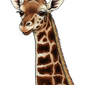 Rothschilds Giraffe von lyndseygreen