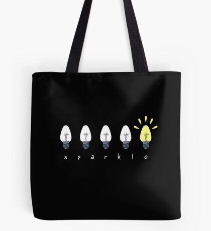 Sparkle in the Dark Tote Bag
