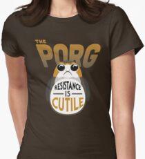 Resistance Is Cutile Porg T-Shirt