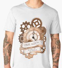 Time Agency Men's Premium T-Shirt