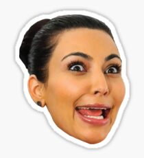Kim Kardashian Funny  Sticker
