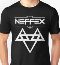 NEFFEX 2 Logo White Unisex T-Shirt