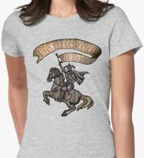 The Bannered Mare Women's Fitted T-Shirt
