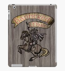 The Bannered Mare iPad Case/Skin
