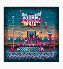 Commando Bionic Photographic Print