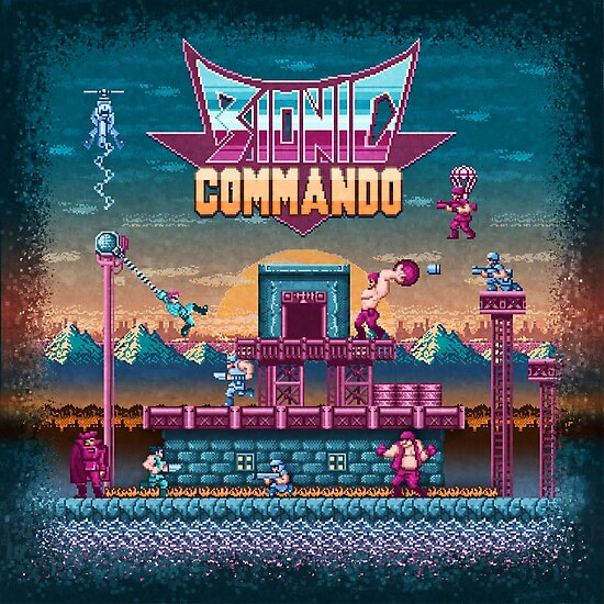 Commando Bionic by likelikes