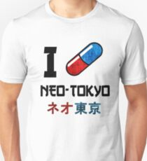 I Love Neo-Tokyo T-Shirt