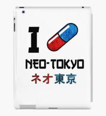 I Love Neo-Tokyo iPad Case/Skin