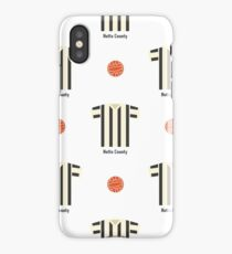 Notts County iPhone Case/Skin