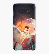 Flowers and Stars Case/Skin for Samsung Galaxy