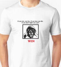 Eren attack on titan Quotes Unisex T-Shirt