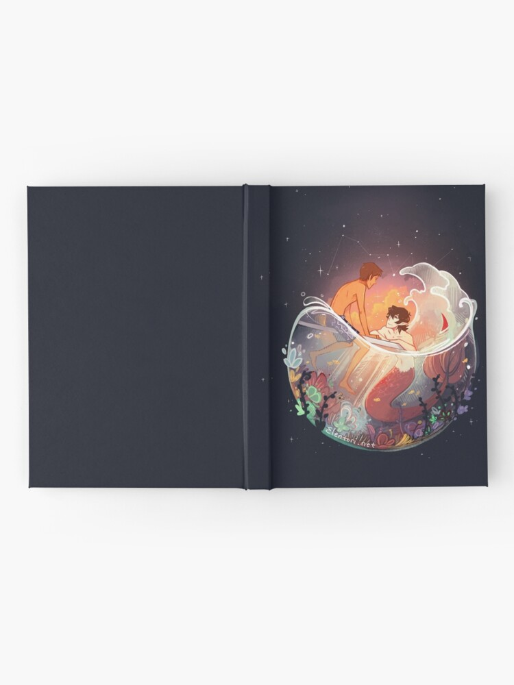 Alternate view of Flowers and Stars Hardcover Journal