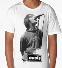 Liam Oasis Long T-Shirt