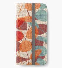 Lunaria iPhone Wallet/Case/Skin