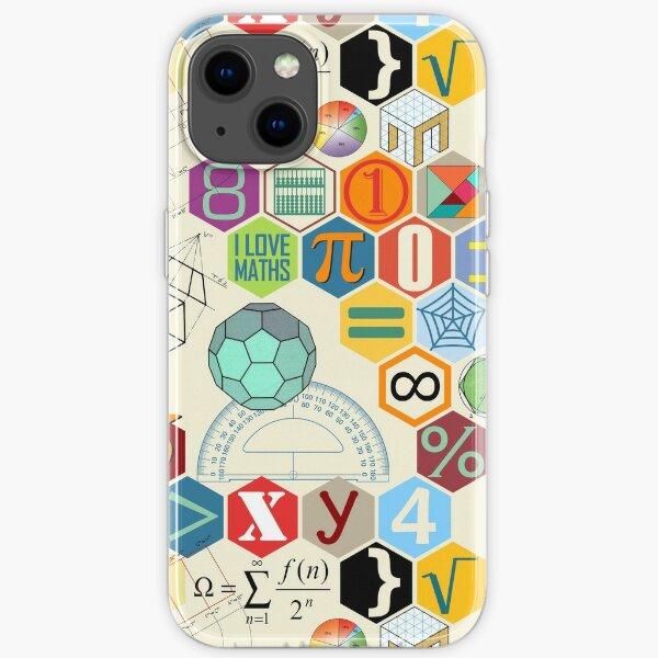 MATH! iPhone Soft Case