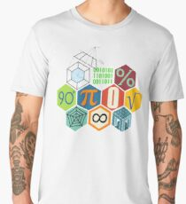MATH! Men's Premium T-Shirt