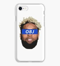 OBJ 2 iPhone Case/Skin
