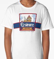 """Elsinore Beer"" - as seen on ""Strange Brew"" Long T-Shirt"