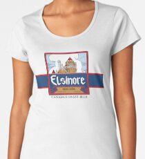 """Elsinore Beer"" - as seen on ""Strange Brew"" Women's Premium T-Shirt"