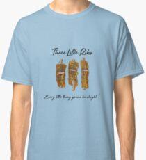 Three Little Ribs Classic T-Shirt