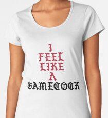 I feel like a gamecock Women's Premium T-Shirt