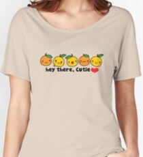 Hey There, Cutie Orange Women's Relaxed Fit T-Shirt