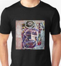 Basquait Style Figure Unisex T-Shirt