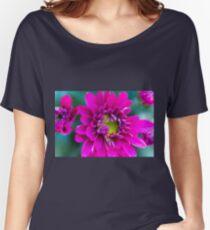 flower in the garden Women's Relaxed Fit T-Shirt