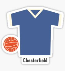 Chesterfield Sticker