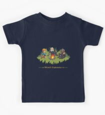 World Explorers Kids Tee