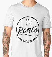 Roni's Bar Men's Premium T-Shirt