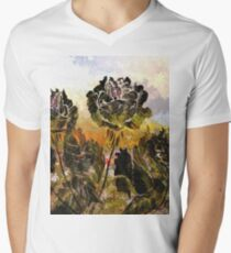 Abstract Floral 05 T-Shirt