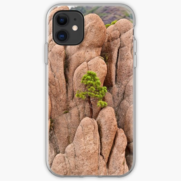 Tree and Geology iPhone Soft Case