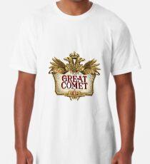 Great Comet of 1812 Long T-Shirt