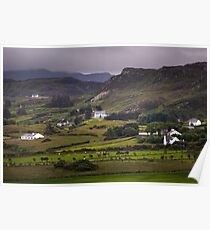 Fanad  County Donegal  Ireland Poster