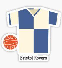 Bristol Rovers Sticker