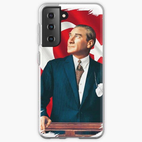 Mustafa Kemal Ataturk Samsung Galaxy Soft Case