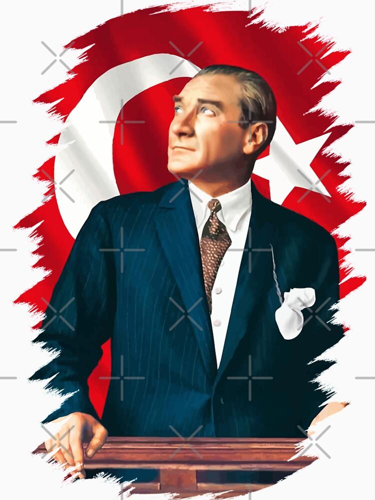 Mustafa Kemal Atatürk von tuwegl