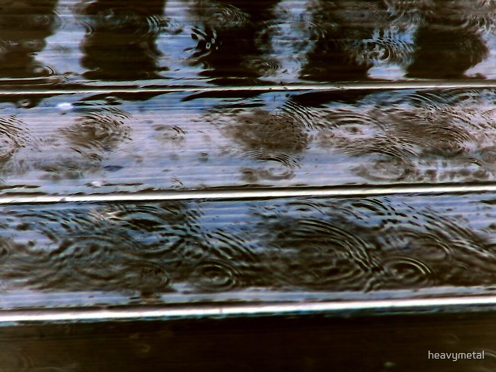bombing rain by heavymetal